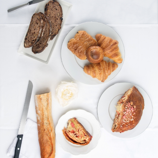 Categorie boulangerie et viennoiserie