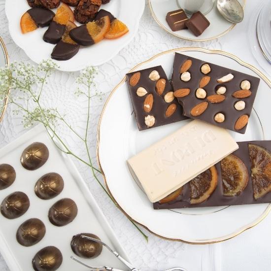 categorie chocolat